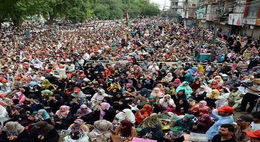 Photo of لاہور میں متحدہ اپوزیشن کا احتجاج، رینجرز طلب
