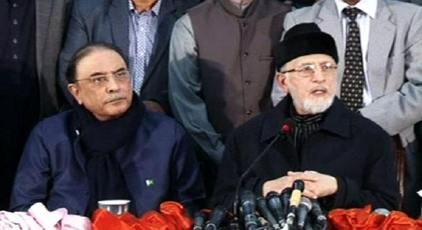 Photo of عمران خان کا عوامی تحریک کے کنٹینر پہ زرداری کیساتھ بیٹھنے سے انکار
