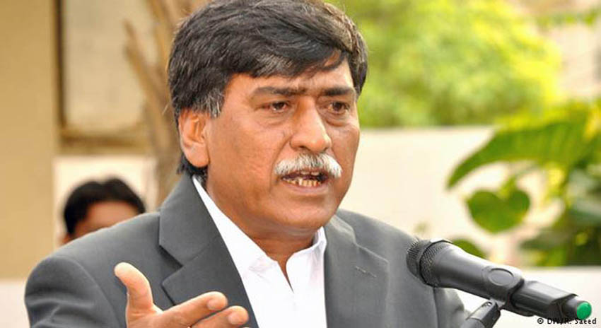 Photo of مہاجروں کو روزگار سے دور رکھنا سندھ حکومت کا من پسند مشغلہ ہے، آفاق احمد