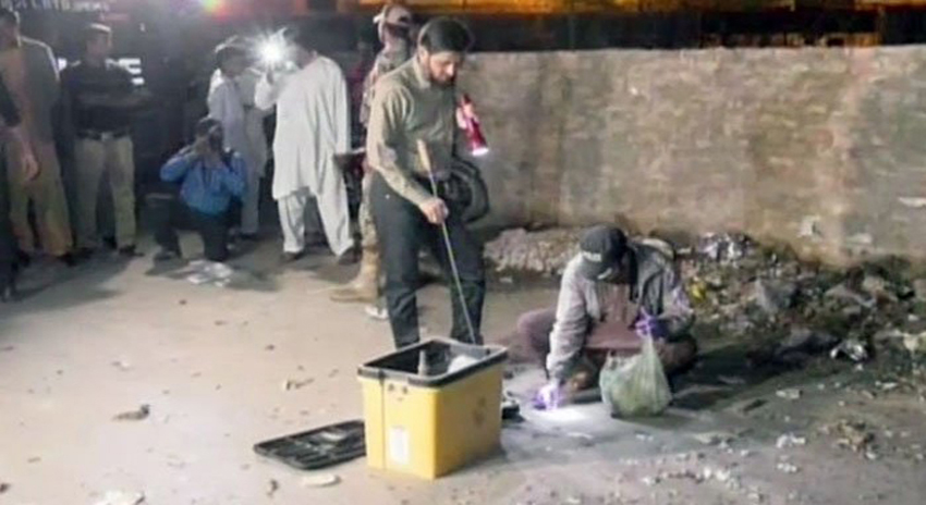Photo of حیدرآباد: کچرا کنڈی میں دھماکے سے ایک شخص جاں بحق
