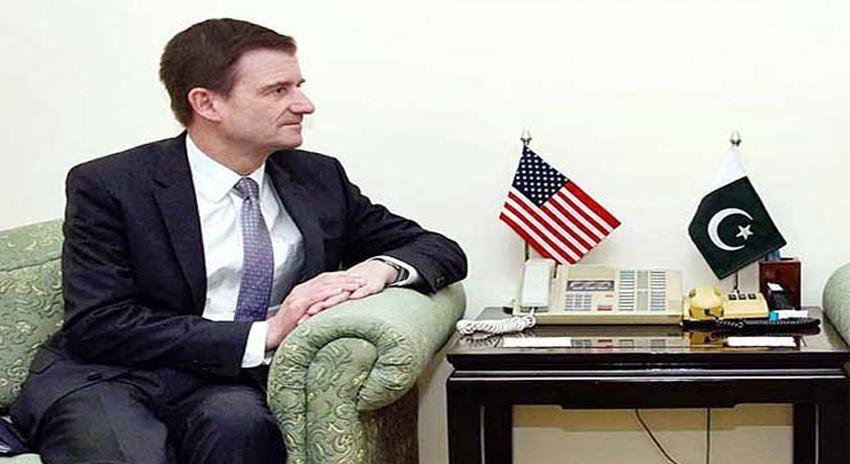 Photo of ڈونلڈ ٹرمپ کے بیان پر امریکی سفیر کی دفتر خارجہ طلبی