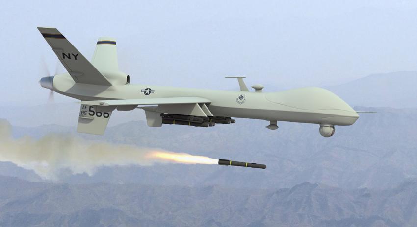 Photo of اورکزئی، کرم ایجنسی کے سرحدی علاقے میں امریکی ڈرون حملہ، حقانی کمانڈر سمیت 2 ہلاک
