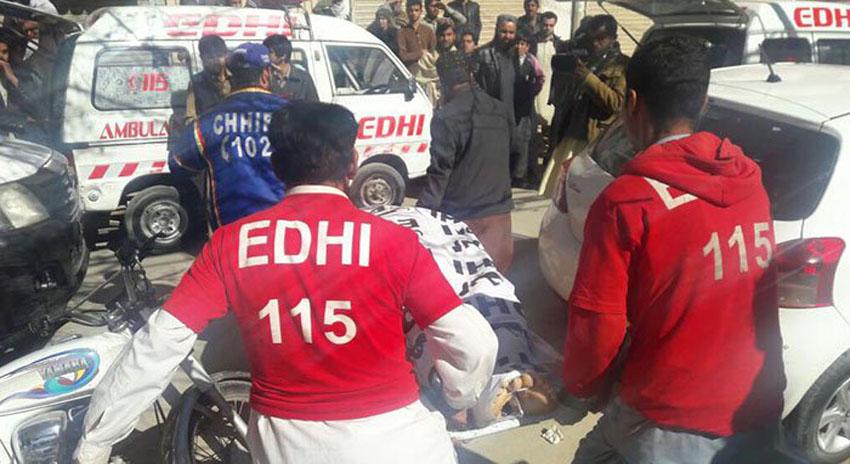 Photo of کوئٹہ میں فائرنگ: سانحہ خروٹ آباد کے بعد معطل ہونے والے ایس ایچ او جاں بحق