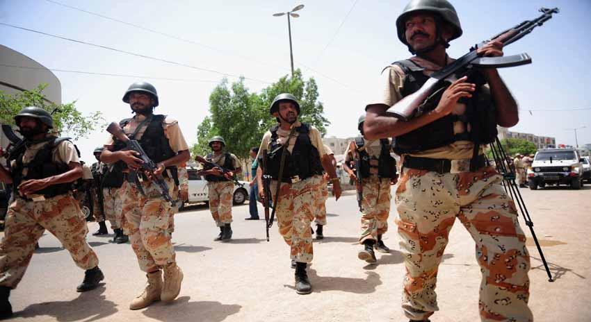 Photo of وزیراعلیٰ سندھ نے رینجرز کے خصوصی اختیارات میں 90 روز کی توسیع کی منظوری دیدی