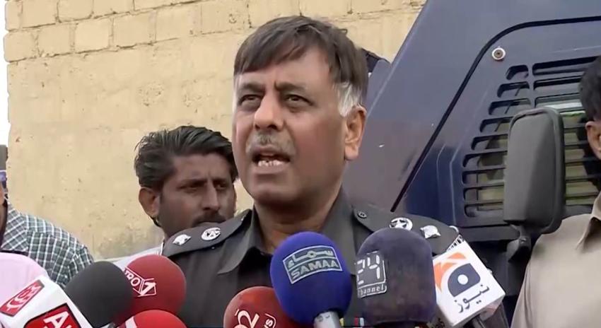 Photo of آئی جی سندھ نے راؤ انوار کی گرفتاری کیلئے حساس اداروں سے مدد مانگ لی