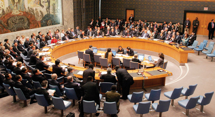 Photo of سلامتی کونسل میں پاکستان اور امریکی مندوبین کے درمیان لفظی جنگ