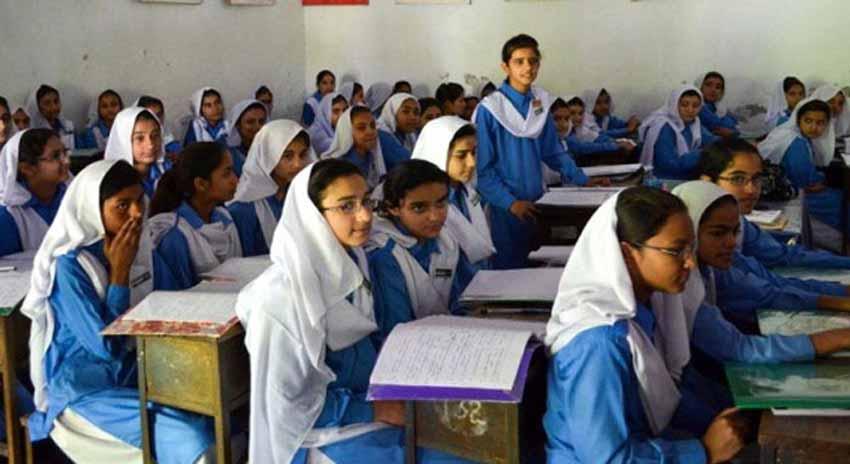 Photo of سندھ: 7 برسوں میں اسکول طالبات کی تعداد میں ایک لاکھ 68 ہزار کمی