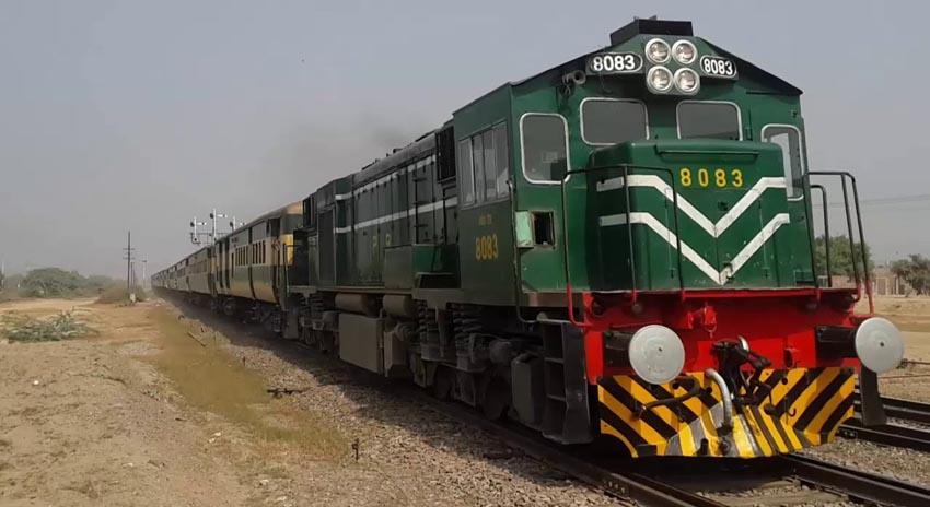 Photo of پاکستان اور ایران کا 15 روزہ مسافر ٹرین سروس بحال کرنے کا فیصلہ