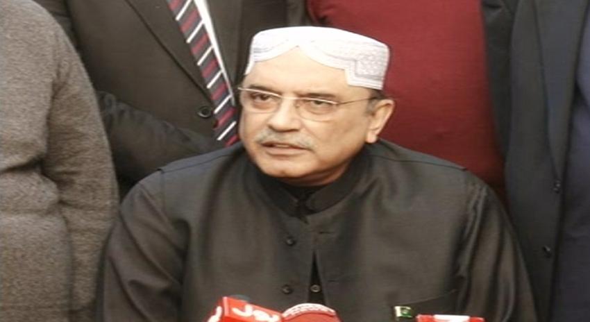 Photo of سندھ حکومت صرف 3 ماہ کا بجٹ پیش کرے گی، وفاقی بجٹ غیرقانونی ہے، آصف زرداری