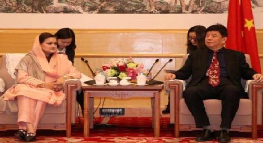 Photo of چین کی جانب سے پاکستان کو فلم کے شعبے میں تعاون کی پیشکش
