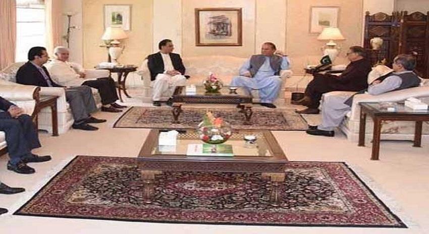 Photo of صدر کے انتخاب کے لیے نواز لیگ کی کمیٹی قائم