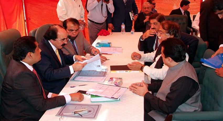 Photo of سینیٹ الیکشن: ایم کیو ایم بہادرآباد گروپ کے امیدواروں کی دستبرداری کی درخواست مسترد