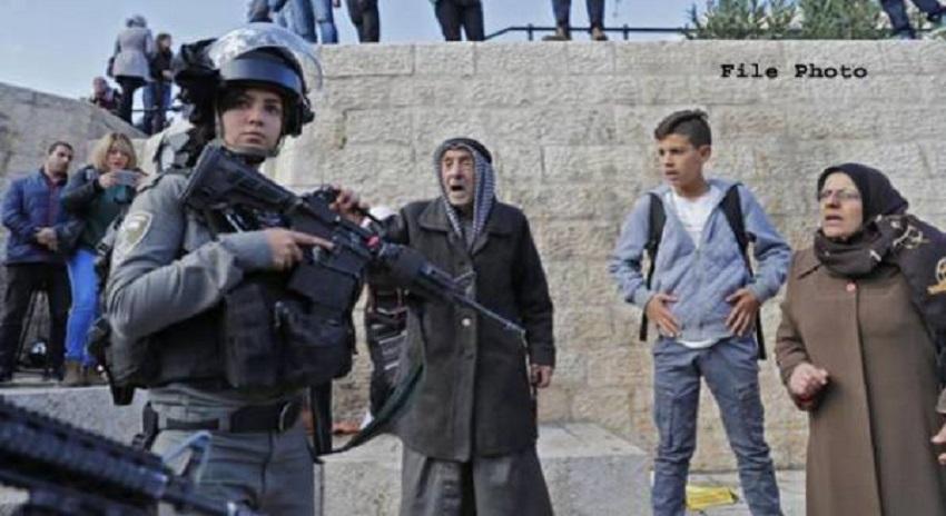 Photo of اسرائیلی فوجیوں نے القدس میں داخلے کے وقت فلسطینی وزیروں کے ساتھ کیا سلوک کیا، جان کر آپ بھی غم و غصے کا شکار ہوجائیں گے
