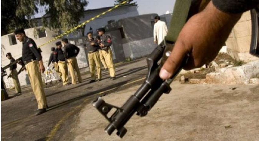 Photo of مسلح افراد کی ریگی مارکیٹ پرفائرنگ، دکانوں کو شدید نقصان