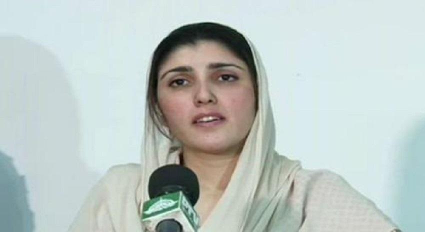 Photo of نواز لیگ نے مجھے فوج کے خلاف بات کرنے پر اکسایا، عائشہ گلالئی