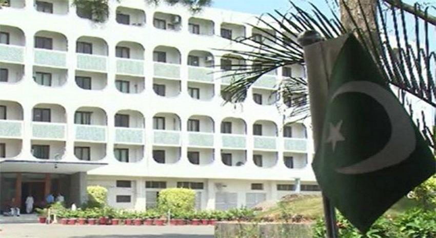 Photo of ایل او سی پہ اشتعال انگیزی؛ بھارتی ڈپٹی ہائی کمشنر کی دفترخارجہ طلبی