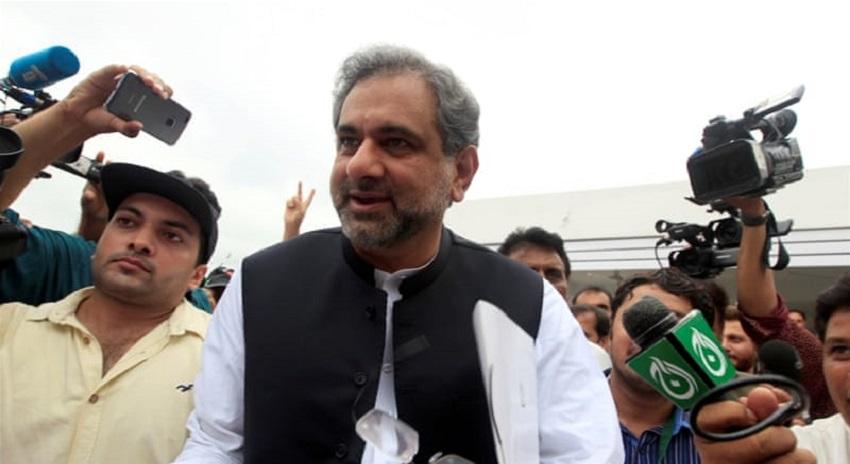 Photo of کشمیر پالیسی سینوں میں محفوظ اور اس معاملے پہ پورا پاکستان متحد ہے، شاہد خاقان عباسی