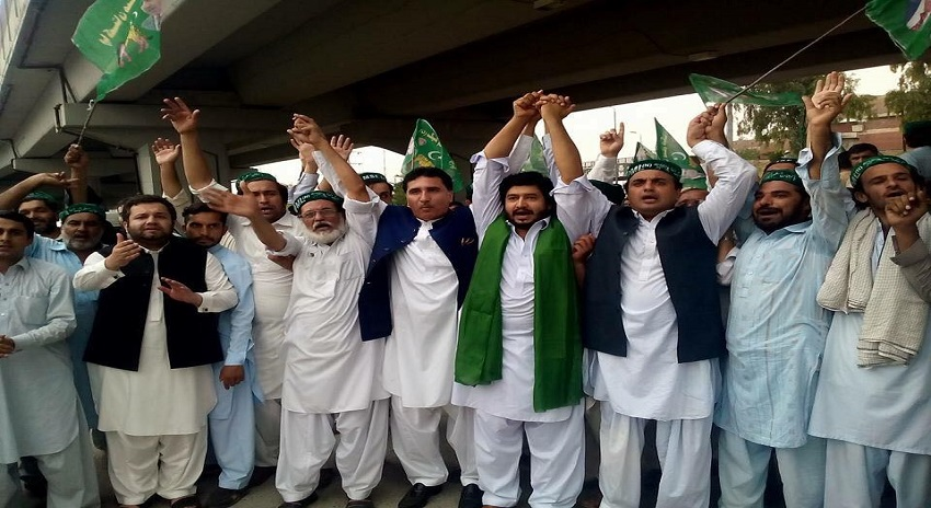 Photo of مریم نواز کی گوجرانوالہ آمد پہ لیگی کارکنوں نے احتجاج کا اعلان کردیا