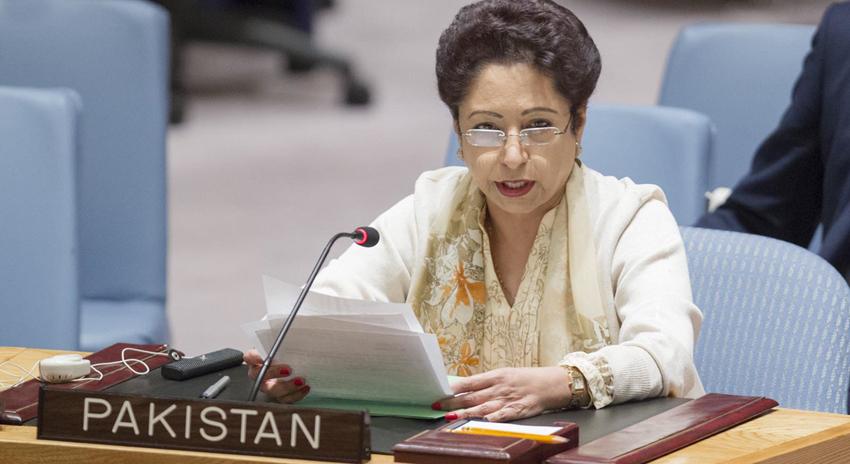 Photo of عالمی برادری بھارت کو مذاکرات پر لانے کے لیے دباؤ ڈالے، ملیحہ لودھی
