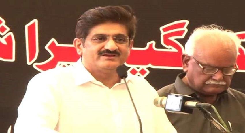 Photo of ایم کیو ایم خود دھڑوں میں بٹ گئی عوام کی کیا خدمت کریگی، وزیراعلیٰ سندھ