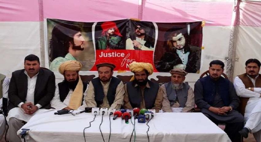 Photo of نقیب اللہ محسود کے قاتلوں سے مفاہمت، والد نے حیرت انگیز اعلان کردیا۔۔۔۔