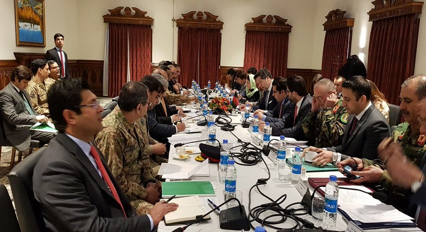 Photo of پاک افغان ورکنگ گروپ کا اجلاس، کابل حملے کی مشترکہ تحقیقات کی پیشکش