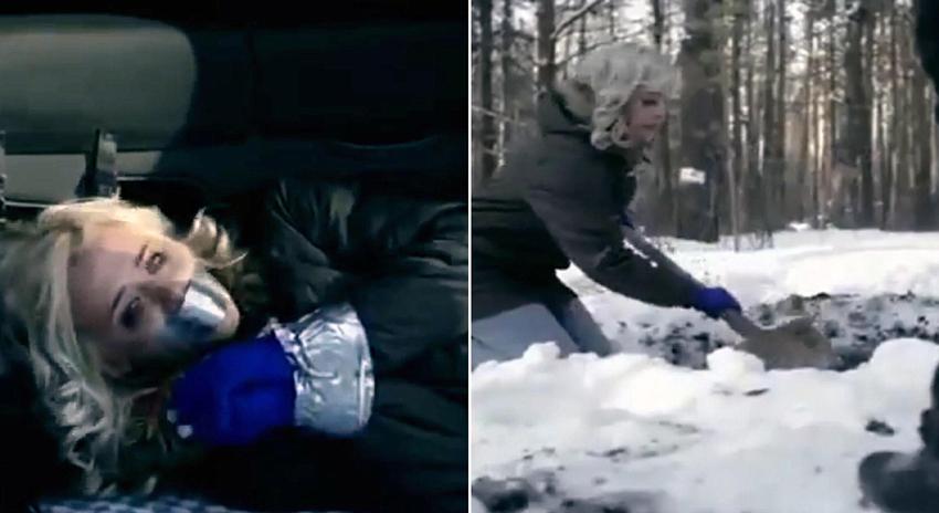 Photo of لڑکی کا منہ باندھ کر شوہر نے اسے قبر کھودنے پر مجبور کردیا کیونکہ۔۔۔ ایسی ویڈیو آگئی کہ دنیا میں ہنگامہ ہوگیا