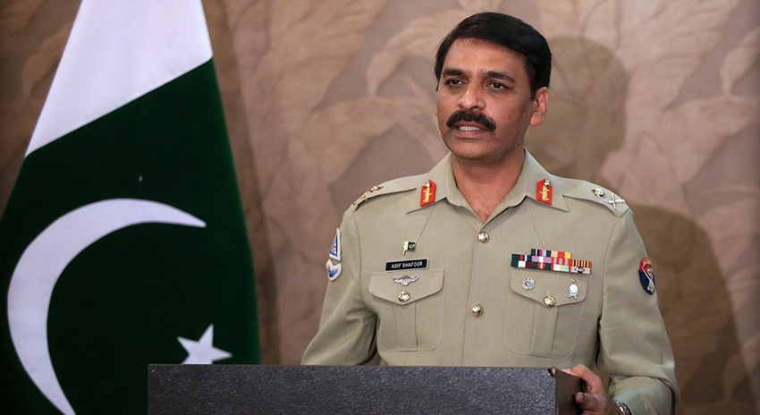 Photo of بھارتی جارحیت کی وجہ سے دونوں ملک جنگ کے قریب تھے، میجر جنرل آصف غفور