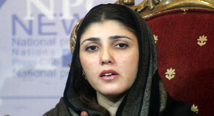 Photo of عمران خان کو ریحام کی کتاب سے بے نقاب ہونے کا ڈر ہے، عائشہ گلالئی