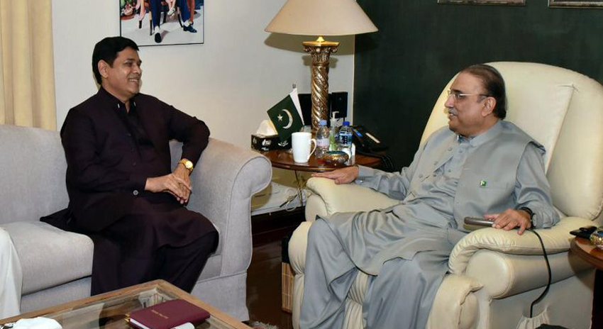 Photo of فنکشنل لیگ کے سابق ایم پی اے امام الدین شوقین کی پیپلز پارٹی میں شمولیت