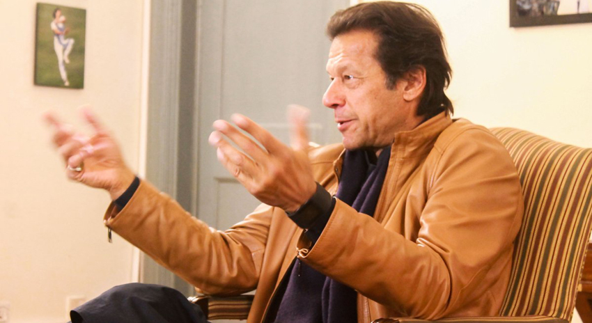"""Photo of عمران خان نے اپنی جماعت کو """"پوٹی"""" کہہ دیا، ویڈیو نے سوشل میڈیا پر وائر ہوتے ہی دھوم مچا دی"""