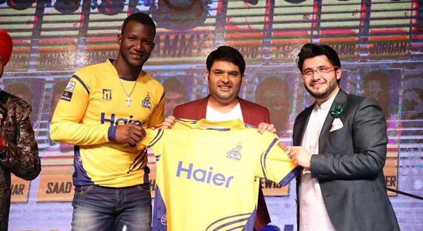 Photo of دبئی: پشاور زلمی کے کھلاڑیوں کیلئے کپل شرما کا ہنسی مذاق سے بھرپور شو