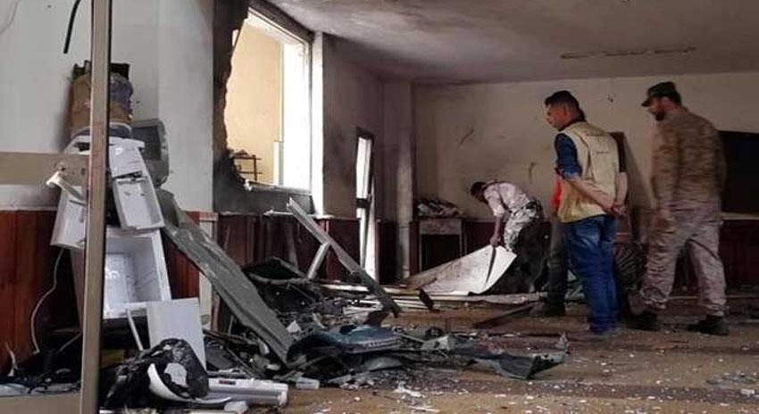 Photo of لیبیا میں نمازِ جمعہ کے دوران دو دھماکے، ایک شخص جاں بحق اور درجنوں زخمی