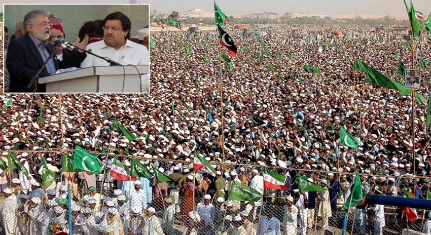 Photo of سندھ میں کرپشن کے تمام ریکارڈ ٹوٹ چکے ہیں، یہ حاکم زیادہ دیر نہیں رہیں گے، پیر صبغت اللہ راشدی