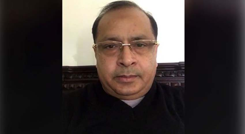 Photo of سوشل میڈیا پر گردش کرنے والی غیر اخلاقی ویڈیو جعلی ہے، سلمان مجاہد بلوچ