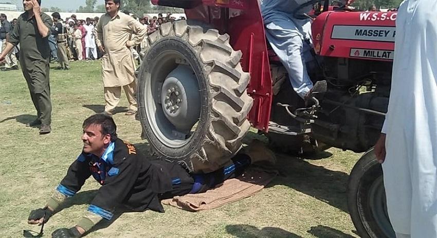 Photo of ڈی آئی خان، روایتی ثقافتی میلہ اسپان سج گیا، شہر کی رونقیں دوبالا