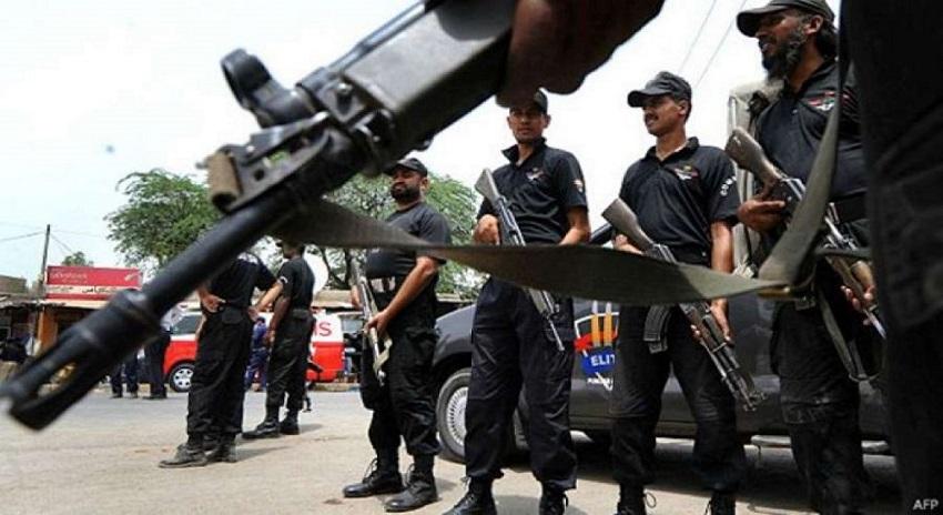 Photo of سرگودھا: موٹر وے پر دہشت گردی کی منصوبہ بندی کرنیوالے دہشت گرد گرفتار