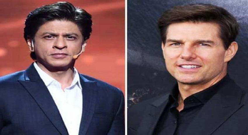 Photo of شاہ رخ خان نے مقبولیت میں ٹام کروز کو پیچھے چھوڑدیا