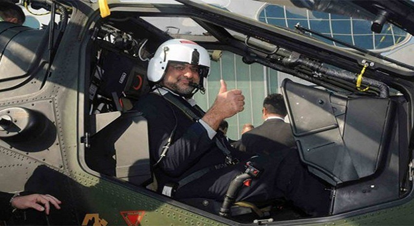 Photo of پاکستان ترکی سے جدید جنگی ہیلی کاپٹرز خریدے گا