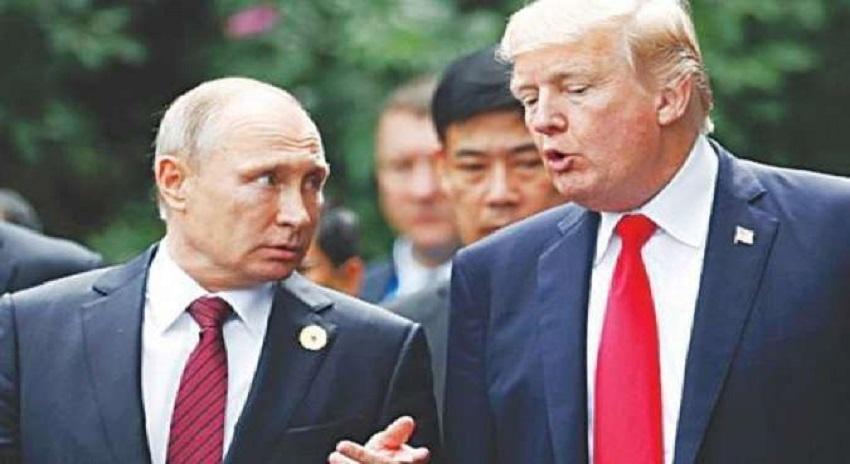 Photo of امریکہ روس آمنے سامنے، امریکہ نے 5 روسی اداروں اور 19 شخصیات پر پابندی عائد کردی
