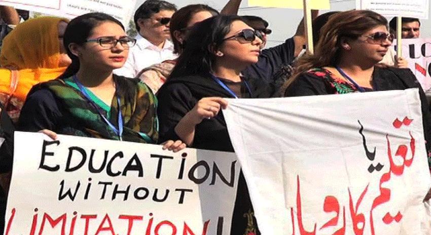 Photo of سندھ ہائیکورٹ نے نجی اسکولوں کو فیسوں میں اضافے سے روک دیا