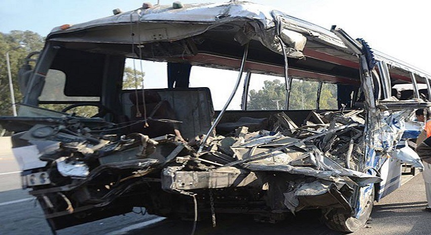 Photo of تارکینِ وطن کی بس کو حادثہ، پاکستانیوں سمیت 17 افراد جاں بحق