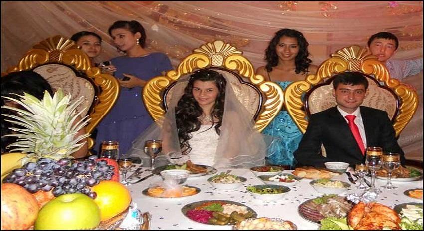 Photo of ازبکستان میں شادی کی تقریب میں 150 سے زائد مہمان بلانے پر پابندی کا فیصلہ