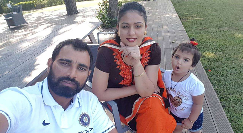 Photo of اہلیہ کے الزامات بھارتی کرکٹر محمد شامی کو لے ڈوبے