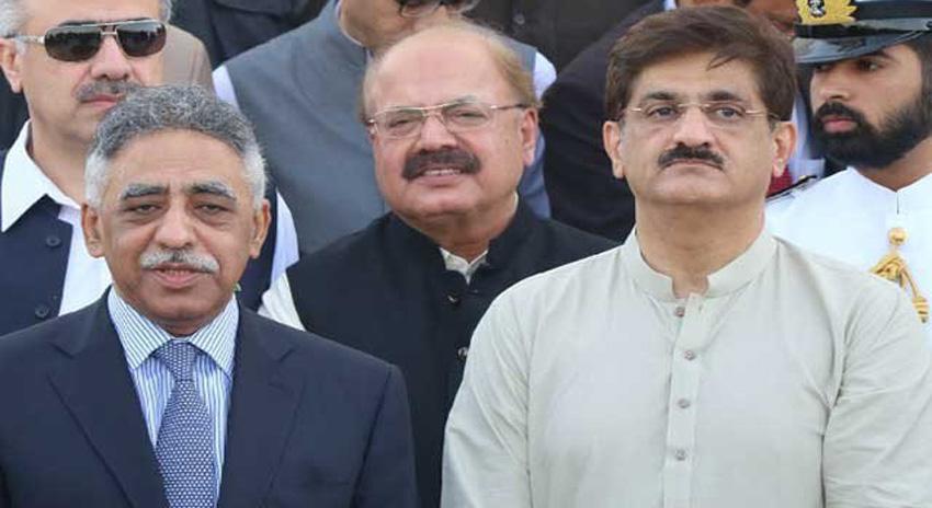 Photo of راؤ انوار کی گرفتاری اور آئی جی کی تبدیلی کا آپس میں کوئی تعلق نہیں، وزیراعلیٰ سندھ