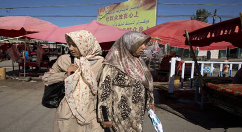 Photo of 50 پاکستانی شہریوں کی بیگمات کو چینی حکومت نے گرفتار کرلیا، کھلبلی مچ گئی کیونکہ۔۔۔