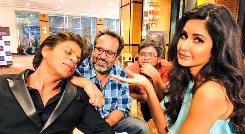 Photo of شاہ رخ کو فلم 'زیرو' کی علی الصبح شوٹنگ نے پریشان کردیا