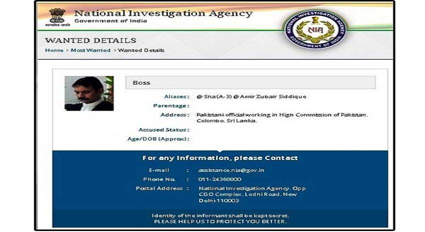 Photo of بھارتی جارحیت کا دائرہ وسیع، پاکستانی سفارتکار کو انتہائی مطلوب افراد کی فہرست میں شامل کرڈالا