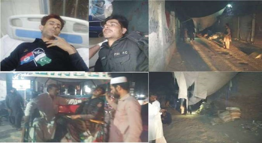 Photo of ڈی آئی خان، پولیس چیک پوسٹ پہ دہشتگردوں کا بم حملہ