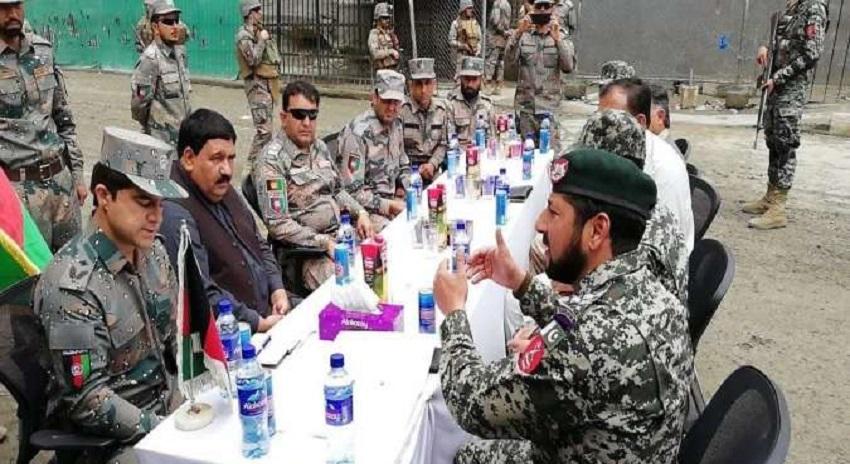 Photo of پاک افغان حکام کے اجلاس میں سرحدی صورتحال پہ غور، خاردار تار لگانے پہ اتفاق